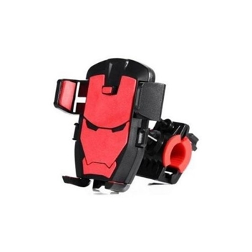 Слика на MOBILE UNIVERSAL PHONE HOLDER MOUNT 360° ROTATE FOR BIKE BICYCLE SCOOTER TROTINET IRONMAN