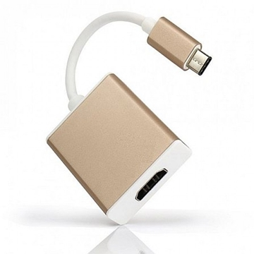 Слика на TYPE-C MALE TO HDMI FEMALE ACTIVE CONVERTOR