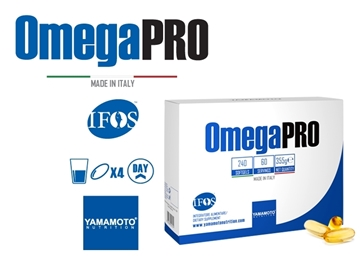 Слика на OMEGAPRO 240 SOFTGELS