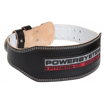 Слика на POWER SYSTEM FITNESS BELT POWER BLACK