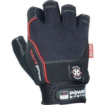 Слика на POWER SYSTEM FITNESS GLOVES MANS POWER