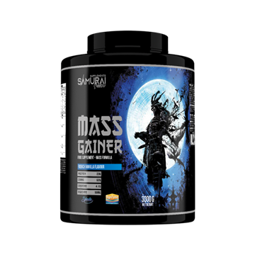 Слика на SAMURAI SHADOW MASS GAINER | 3000 GR